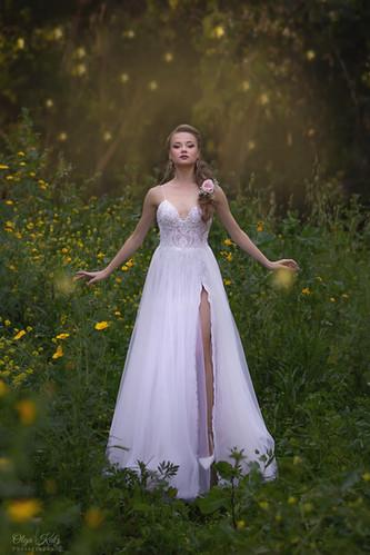 שמלת כלה ג'יזל
