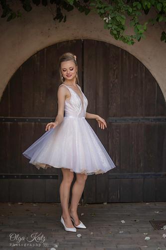 שמלת כלה טיפאני