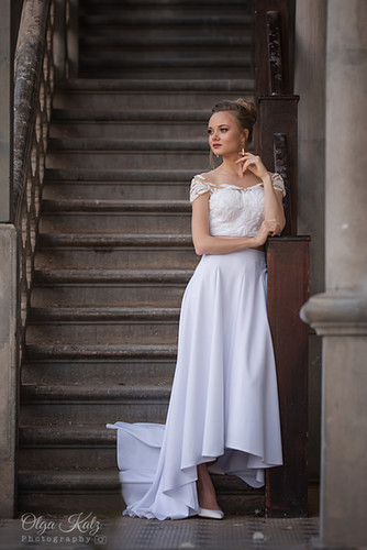 שמלת כלה ליאנה