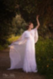 עליונית גלימה עם תחרה לשמלת כלה