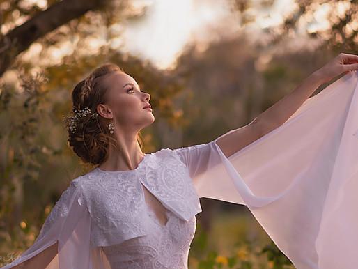 שתי שמלות כלה בשמלה אחת – ''לתפור שתי ציפורים במכה אחת''