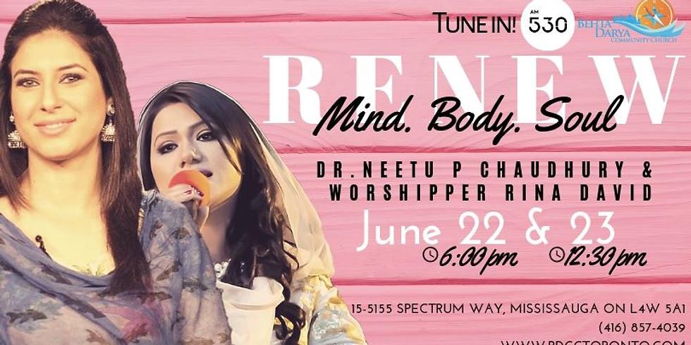 RENEW soul | spirit | mind