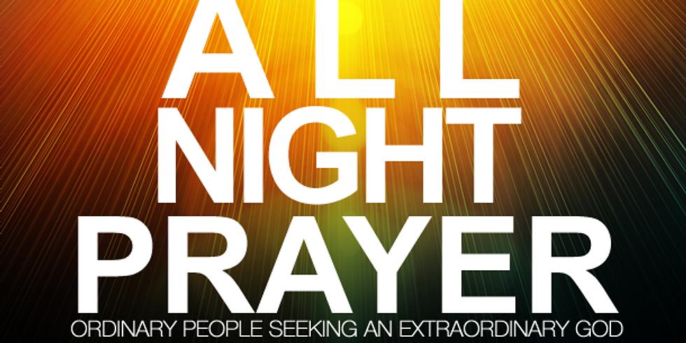 All Night Prayer Session