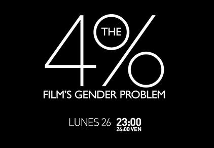 The 4%: Film's Gender Problem - OnDIRECTV