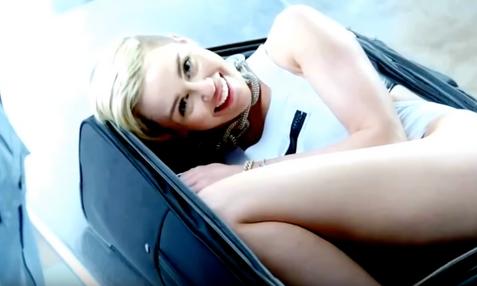 MTV EMAs 2013 with Miley Cyrus