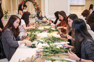 Mamonde Launch Preview Event -Flower Bea
