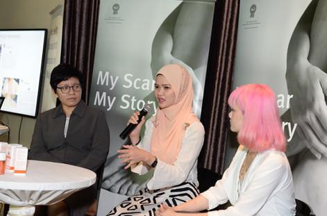 Bio-Oil'My Scar, My Story' Grand Prize W