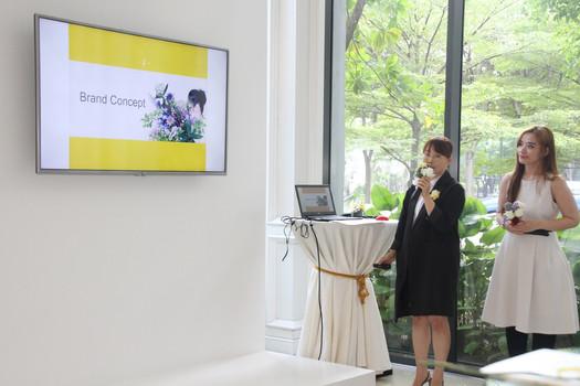 Mamonde Preview Launch Event -Brand Pres