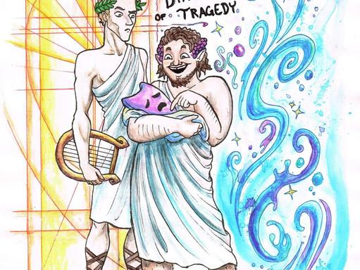🎭 Tragedyanın Doğuşu: Apollon mu Dionysos mu?