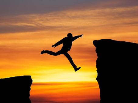 Energia do dia 03/12/2020 - A estabilidade só pode ser alcançada por quem ousa desafia-la