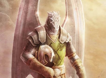 O progresso da Luz - Otis, o dragão (Canalização)