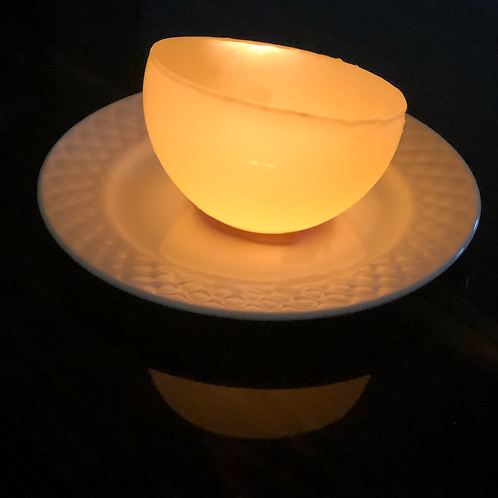 Beeswax Luminary