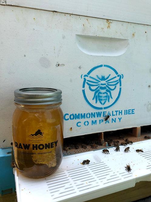 Virginia Wildflower Honey- Large Jar