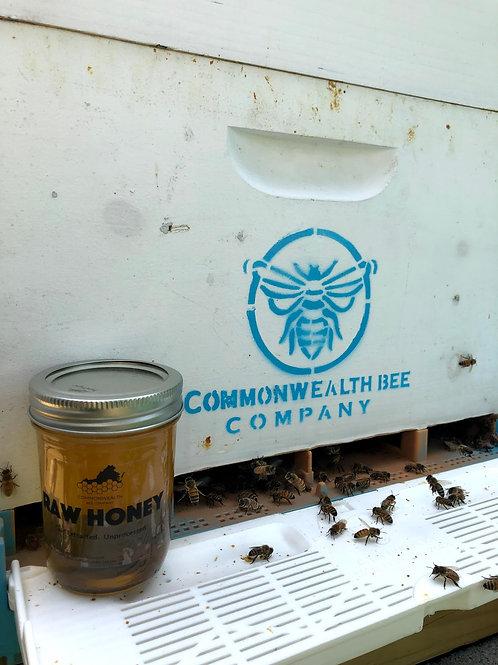 Virginia Wildflower Honey- Medium Jar