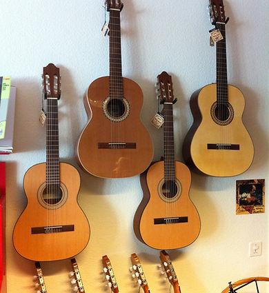 Camps Gitarren