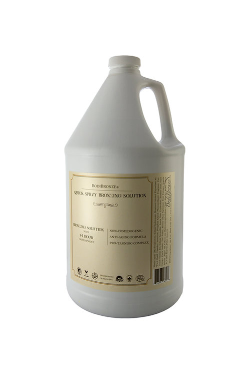 Quick Spray Bronzing Solution