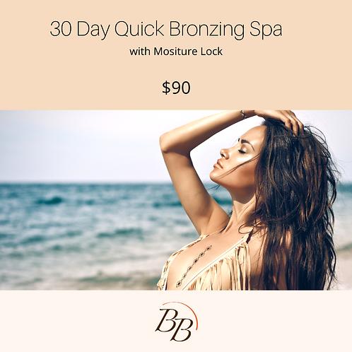30-Day Quick Spray w/Anti-Aging Moisture Lock