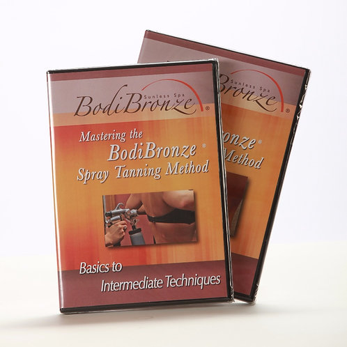 The Complete BodiBronze® DVD Collection Set