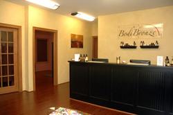 BodiBronze Reception Area