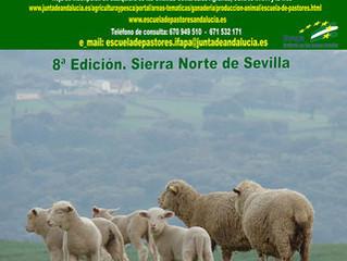 8ª Edición de la Escuela de Pastores de Andalucía