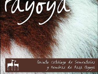 Quinto Catálogo de Sementales y Hembras de Raza Payoya