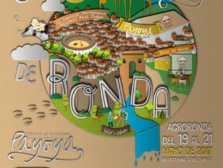 Real Feria Ganadera de Ronda 2017. 19, 20, 21 de Mayo 2017