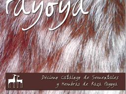 Publicado el X Catálogo de Sementales y Hembras de Raza Payoya