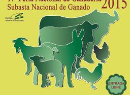 Cabras Payoyas  y sus  productos Raza Autóctona 100% Payoya en FEGASUR 2015