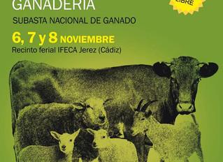 Feria Nacional de Ganadería FEGASUR 2014
