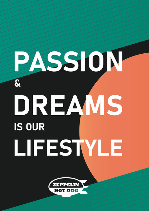 passion & dreams is our lifestyle