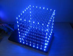 Cubo Led com Arduino
