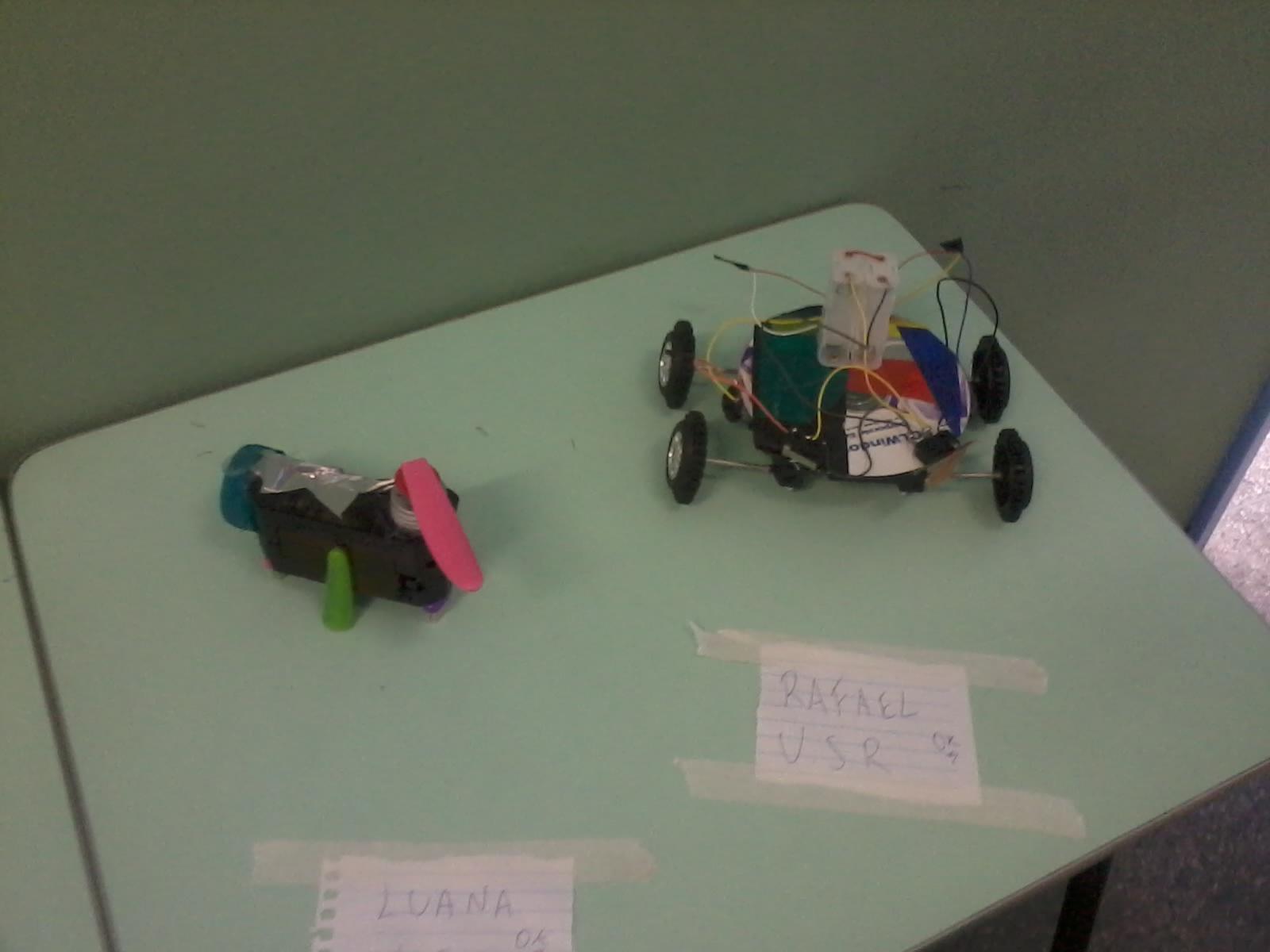 Escovabô e Beetlebot