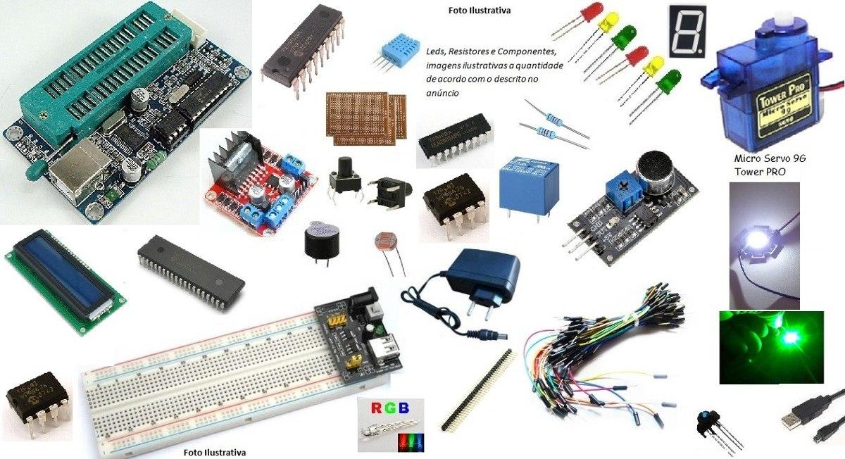 Shield's para Arduino
