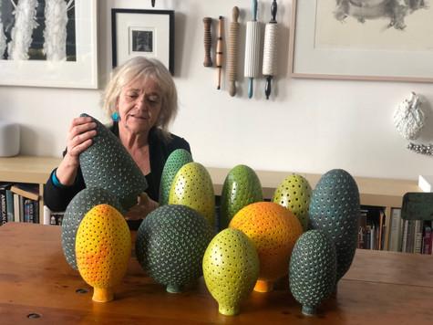 Merran in her Home gallery