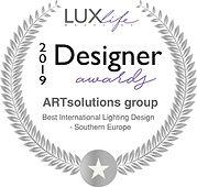 LUX-Awards 2019 Designer Awards Winners