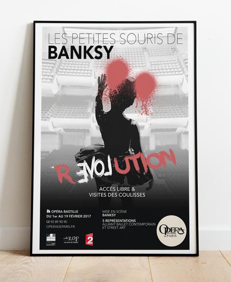 Banksy à l'Opéra