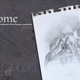 Interior book design - Monster Field Guide