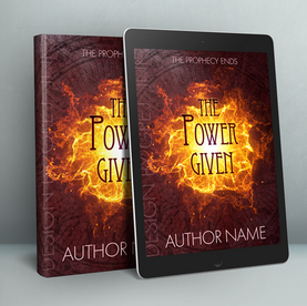 Premade cover from The Power series
