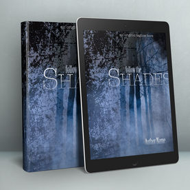 Premade cover from The Shades series