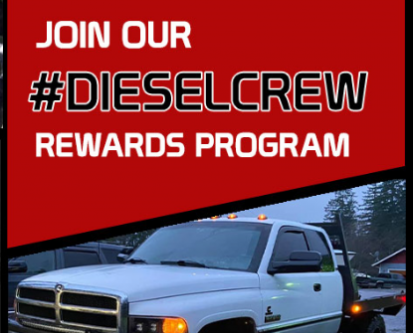 The DieselCrew Rewards Program