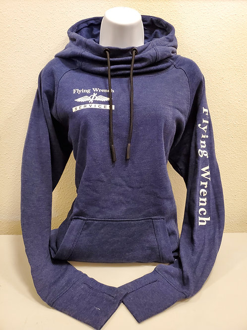 Women's Flying Wrench Hoodie