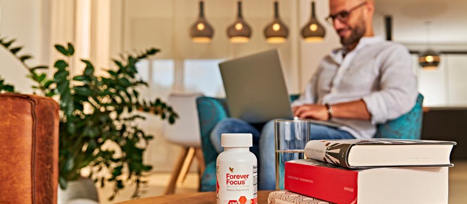 Forever Focus : Soutenez vos fonctions cognitives et intellectuelles