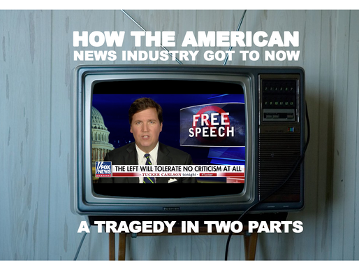 How The American News Industry Got To Now: Part 1