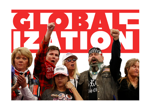 HOW GLOBALIZATION GOT TO NOW (and why 9 out of 10 Trump supporters hate it!)