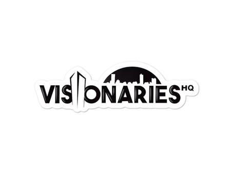 VisionariesHQ Website Launch