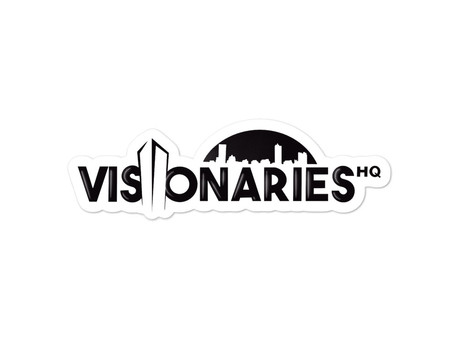 VisionariesHQ Website Launch