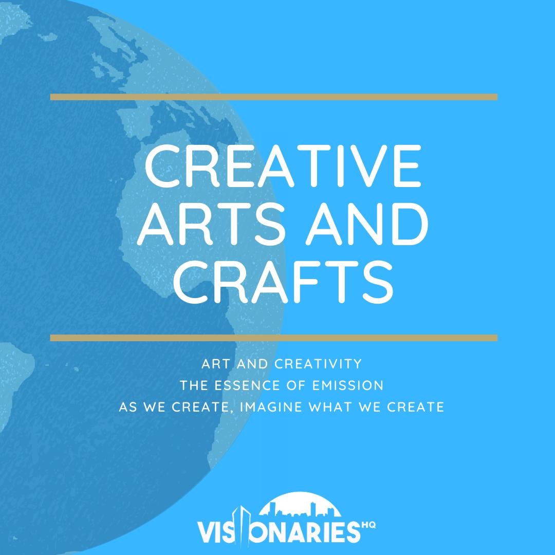 Creative Arts and Crafts Talk