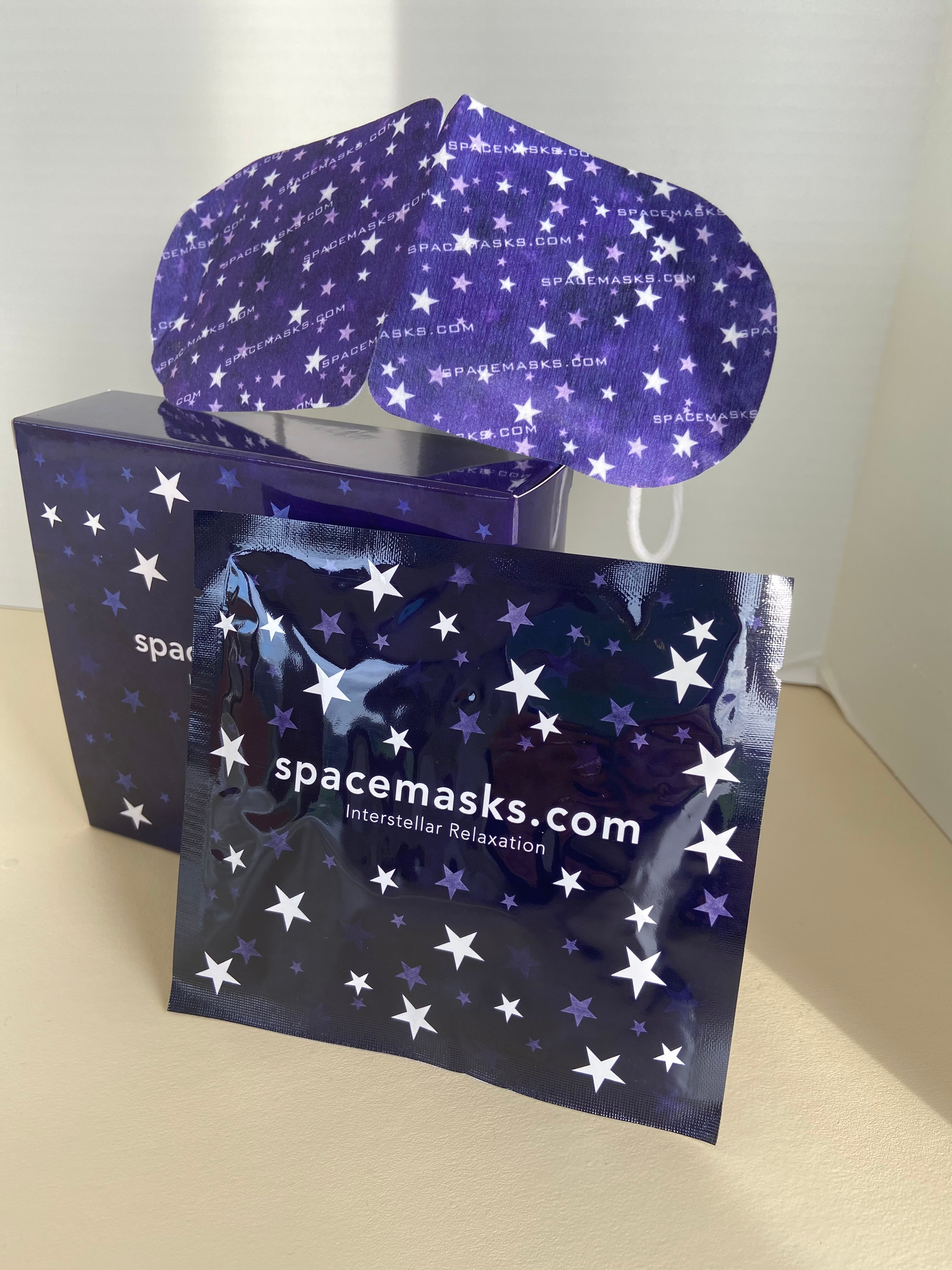 Box of spacemasks or selling them separately