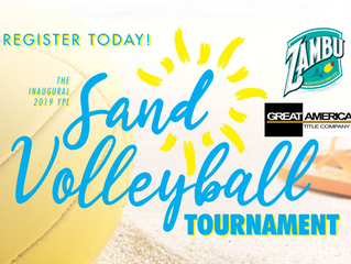 Sand Volleyball Registration Ends Soon!