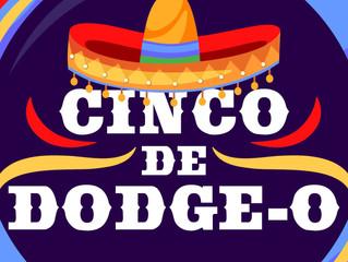 CINCO DE DODGE-O: Register for the YPL Dodgeball Tournament!